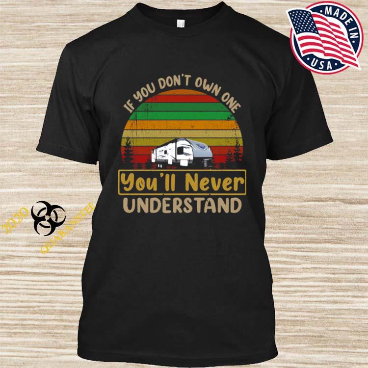 Salem Cruise Lite Toddler If You Don't Own One You'll Never Understand Vintage Shirt