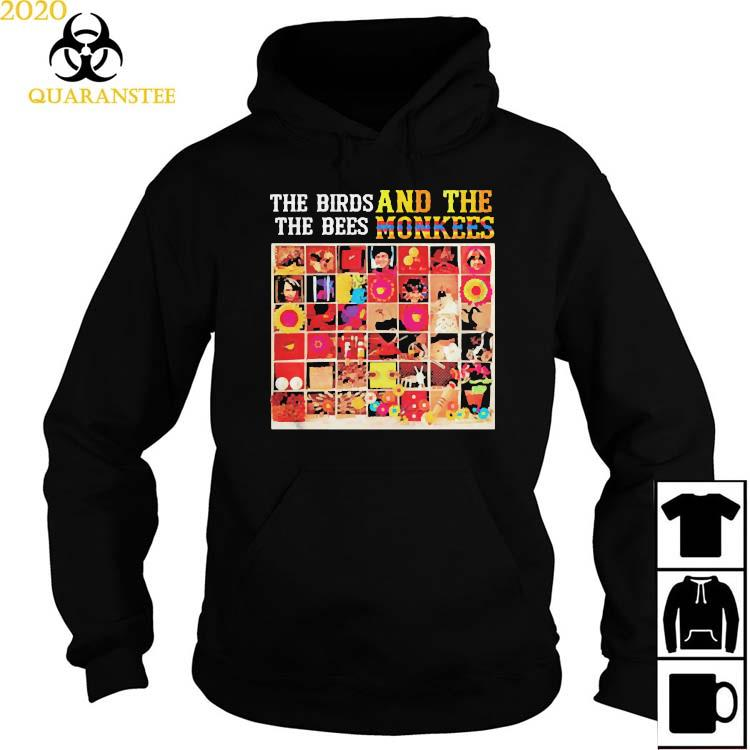 The Biros The Bees And The Monkees Shirt Hoodie