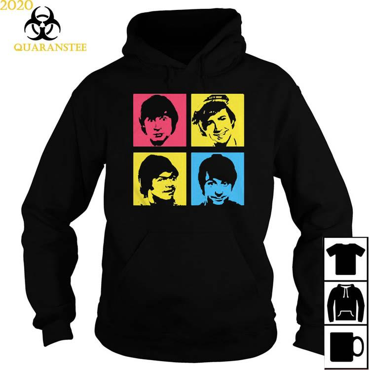 The Monkees Instant Replay Retro Shirt Hoodie