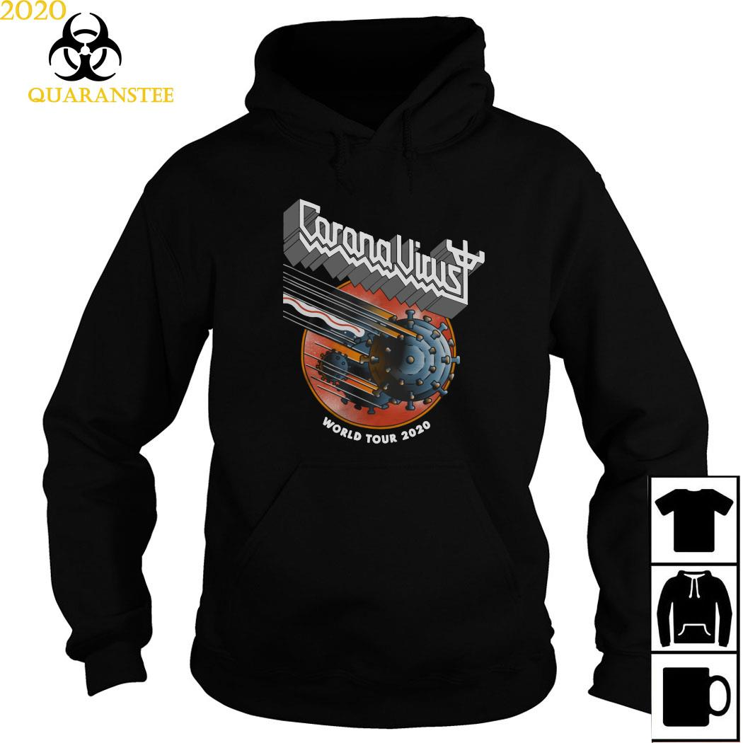 Coronavirus World Tour 2020 Shirt Hoodie