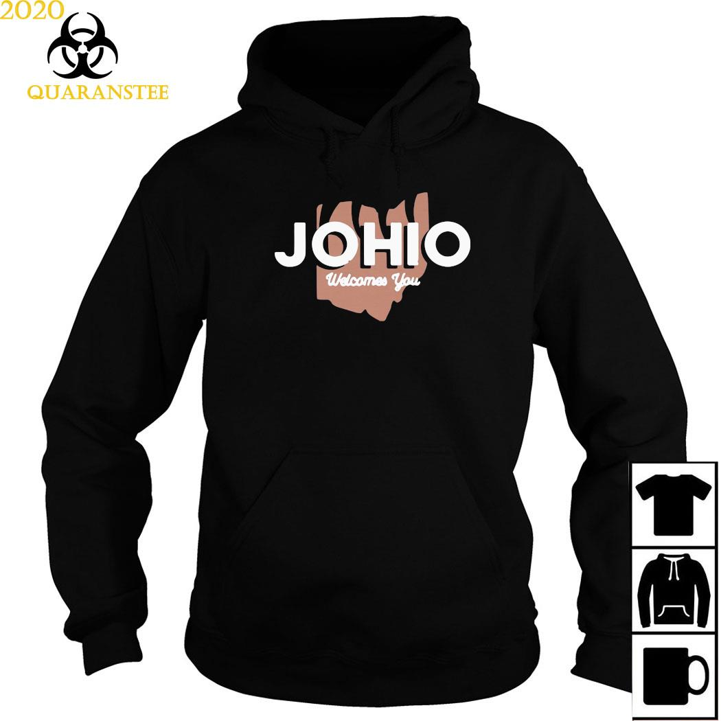 Joe Burrow Johio Wellcomes You Shirt Hoodie