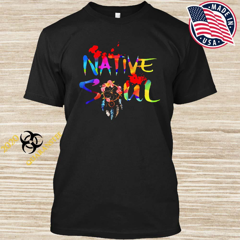 LGBT Native Soul Shirt