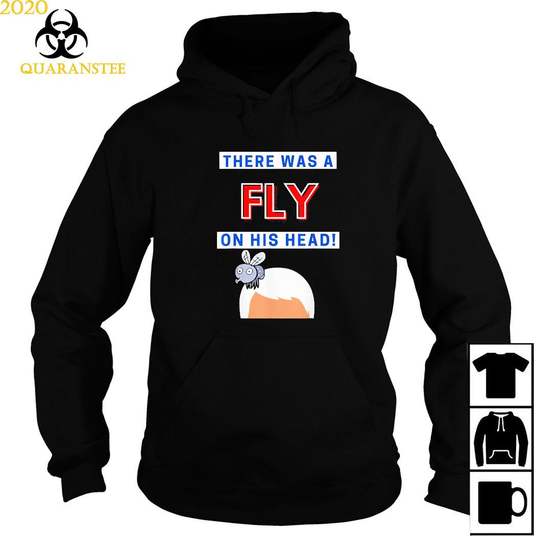 Mike Pence Fly On His Head VP Debate Fly Pence's Head 2020 Shirt Hoodie