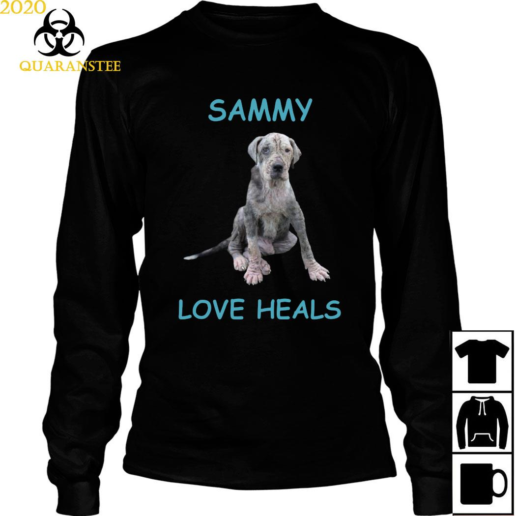 Sammy Love Heals Shirt Long Sleeved