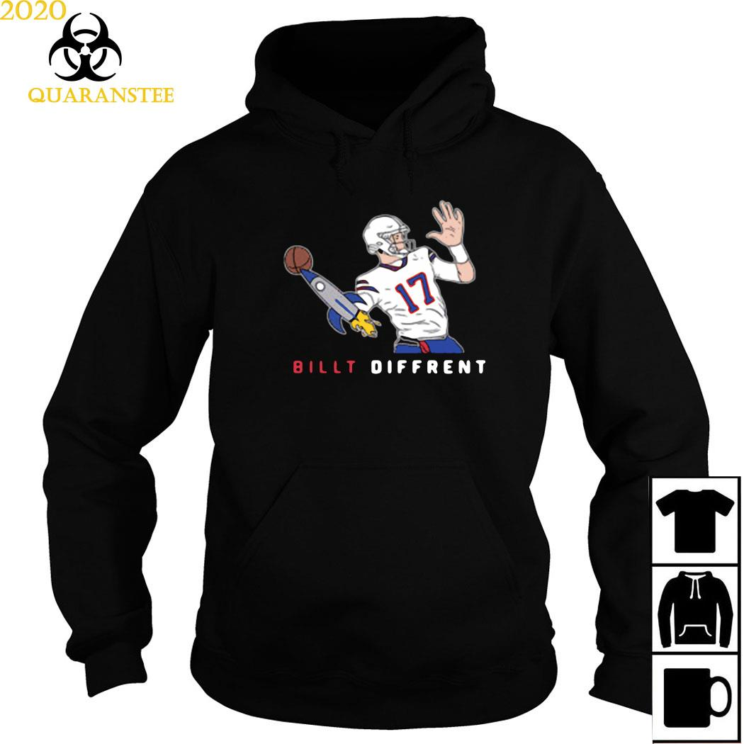 Billt Different #17 Shirt Hoodie