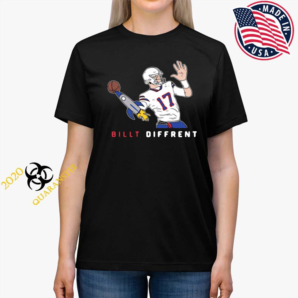 Billt Different #17 Shirt Ladies Tee