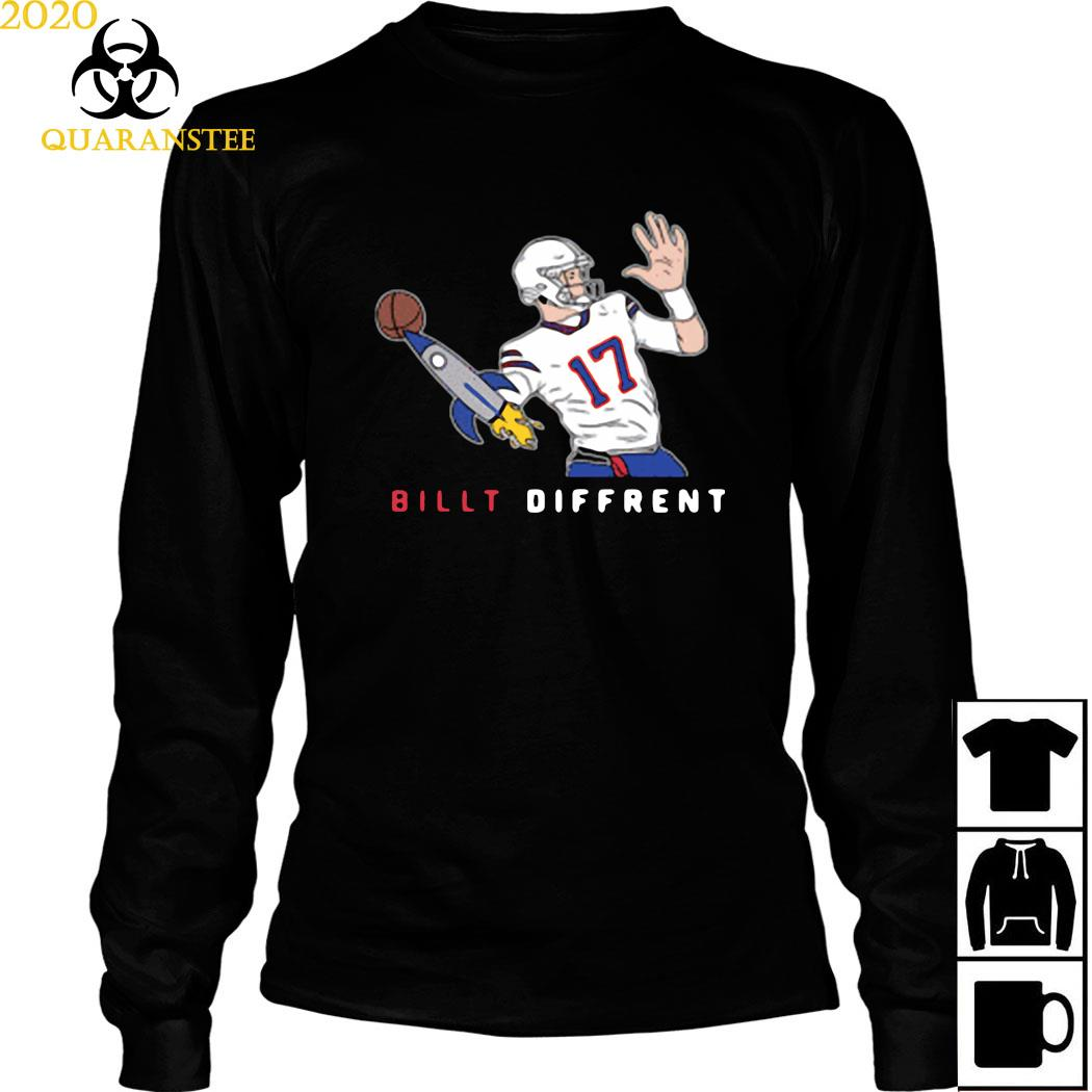 Billt Different #17 Shirt Long Sleeved