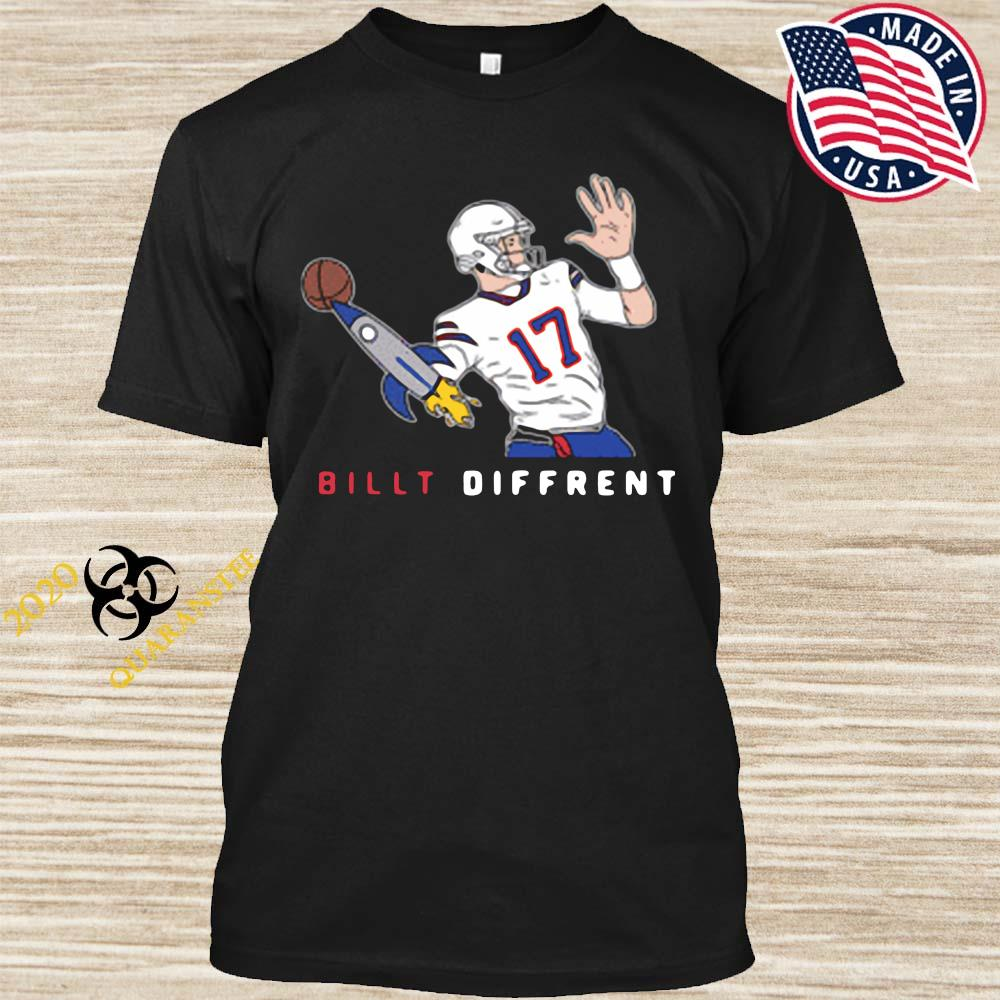 Billt Different #17 Shirt