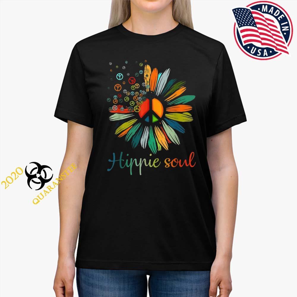 Hippie Soul Shirt Ladies Tee