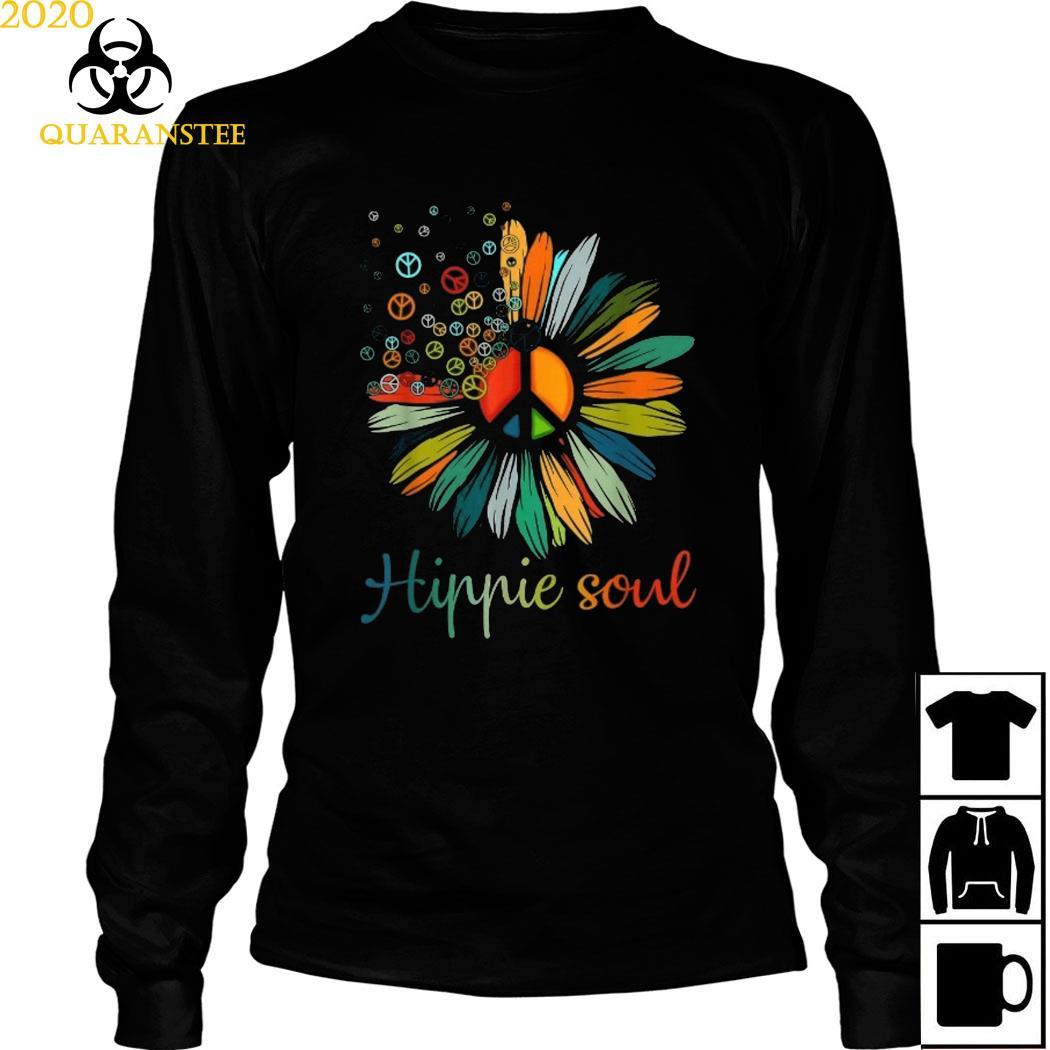 Hippie Soul Shirt Long Sleeved