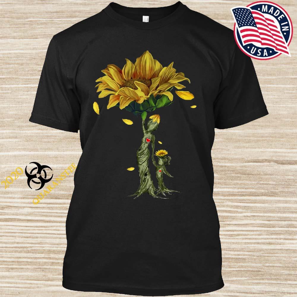 Mother Daughter Sunflower Shirt